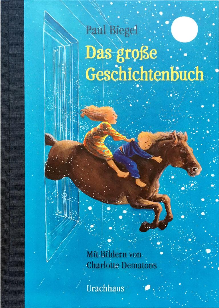 Groot Biegel Sprookjesboek Duitse uitgave